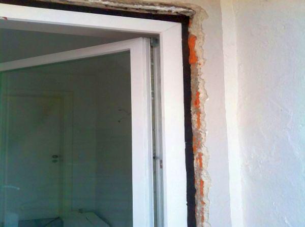Isolierung Fenster