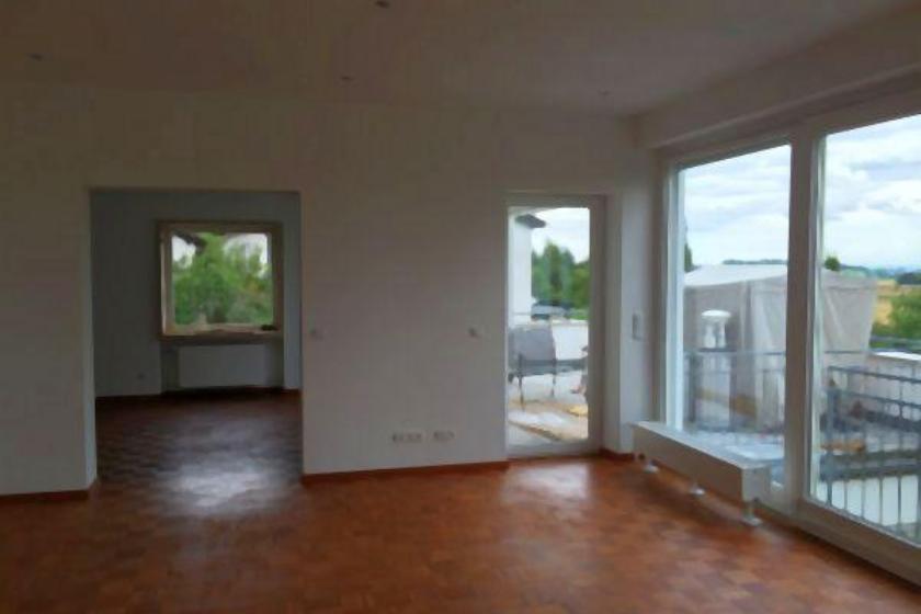 Sanierung und Umbau Wohnbereich