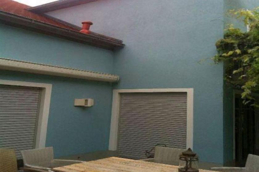 Terrasse nach Sanierung