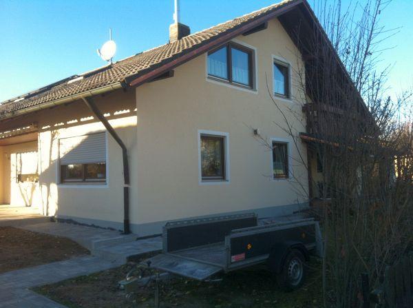 Haus nach Sanierung
