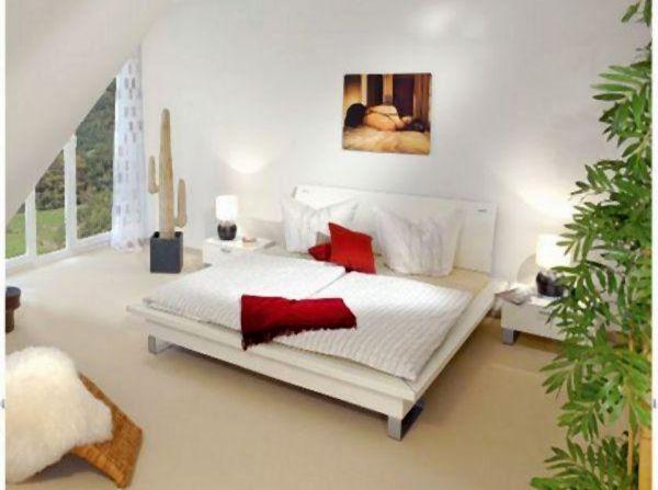 Musterhaus: Variante modernes Wohnzimmer