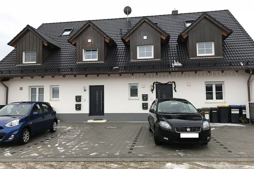 Neubau 4-Familien-Haus