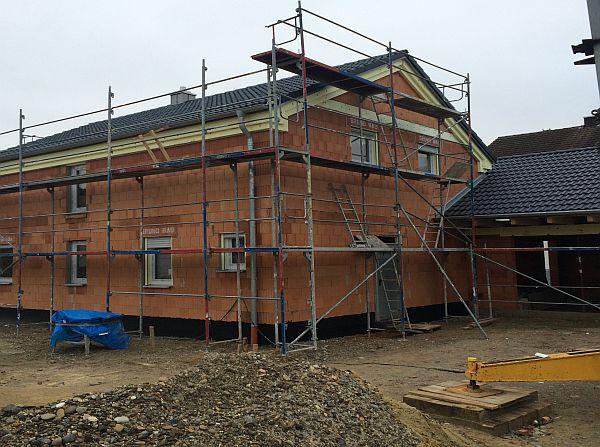 Vom Rohbau zur Fertigstellung: Ziegeldach Einfamilienhaus