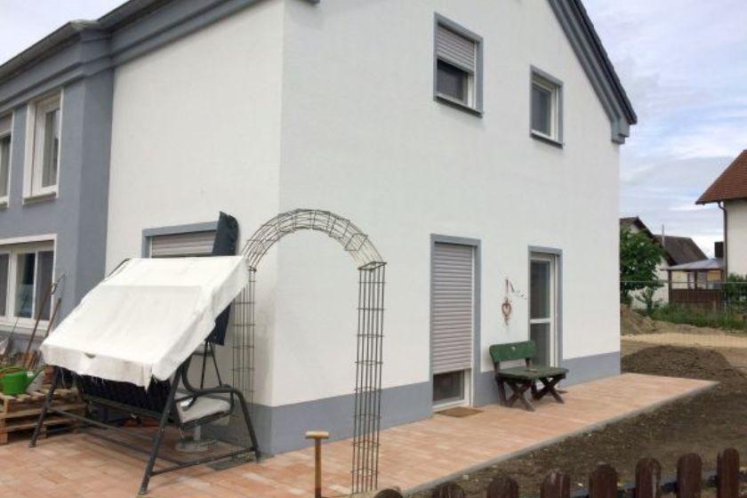 Einfamilienhaus Modell Jurahaus: Terrasse