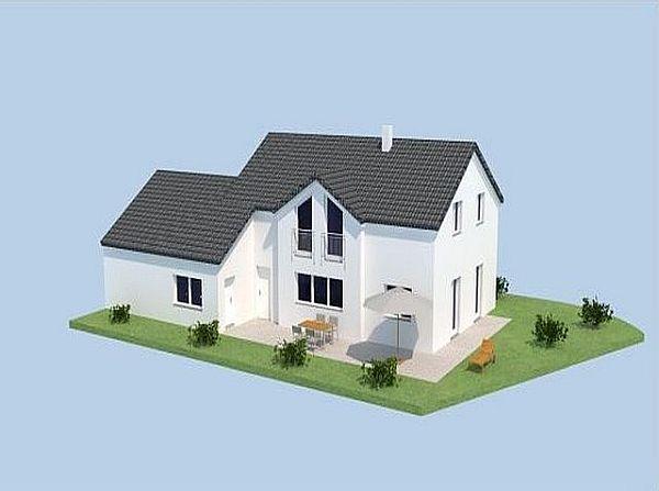 Einfamilienhaus: Modell Jurahaus