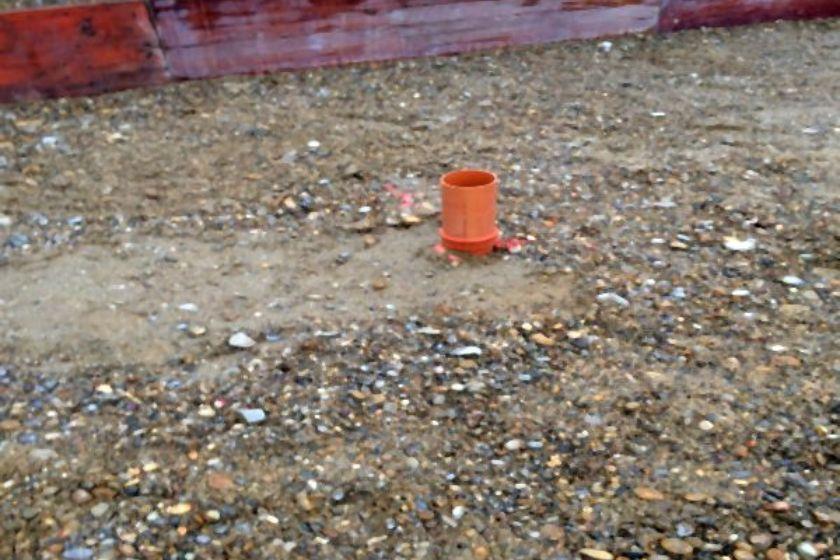 Rohbau: Vorbereitung Bodenplatte